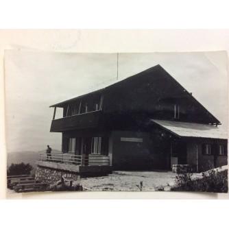 JASTREBARSKO STARA RAZGLEDNICA JAPETIC PLANINARSKI DOM NA ZITNICI (812M) 1965.