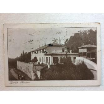 BRESTOVEC STARA RAZGLEDNICA LJEČILIŠTE BRESTOVAC 1924.